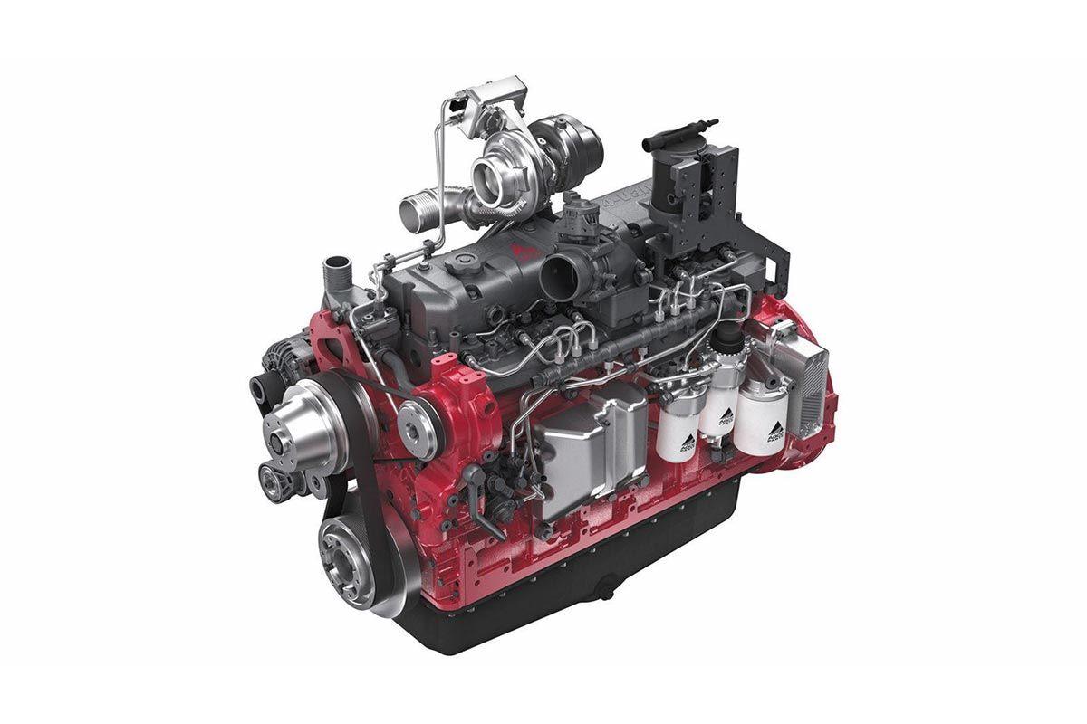 AGCO Power Citius 74 CTIM
