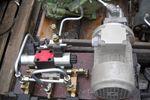 Hydraulimoottoreita